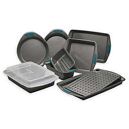 Rachael Ray™ Yum-o!® Nonstick 10-Piece Bakeware Set in Grey