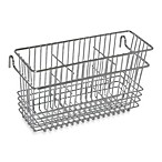 SALT™ Chrome Steel Cutlery Drying Basket