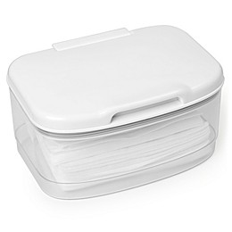 Skip*Hop® Nursery Wipes Holder in White