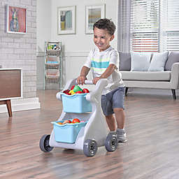 Step2 Modern Mart Push And Pull Toy Shopping Cart