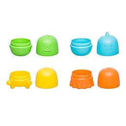 Ubbi® 4-Piece Interchangeable Bath Toys