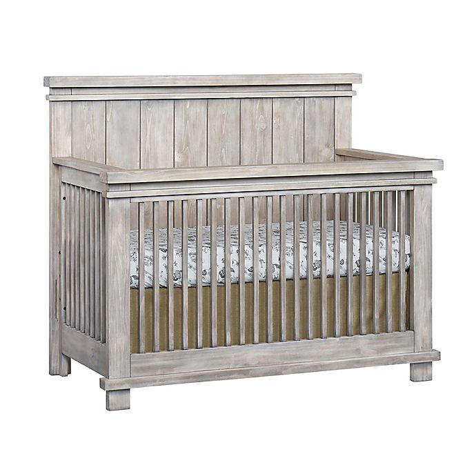 Alternate image 1 for Soho Baby Hampton 4-in-1 Convertible Crib