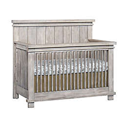 Soho Baby Hampton 4-in-1 Convertible Crib in Stonewash