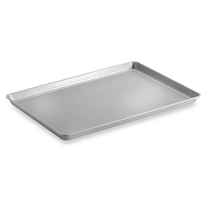 Alternate image 1 for Wilton® Bake More Nonstick Oversized 21-Inch x 15-Inch Jelly Roll Pan