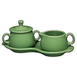 Fiesta® Sugar and Creamer Set with Tray in Meadow