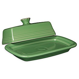 Fiesta® Extra-Large Covered Butter Dish in Meadow