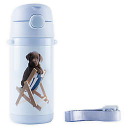 Rachael Hale® Barlow 10 oz. Stainless Steel Water Bottle in Sky Blue
