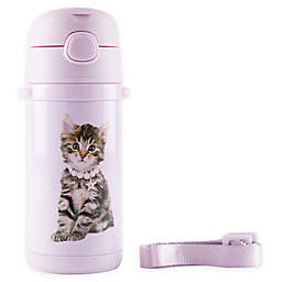 Rachael Hale® Charlie 10 oz. Stainless Steel Water Bottle in Lilac