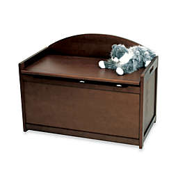 Lipper International Toy Chest in Walnut