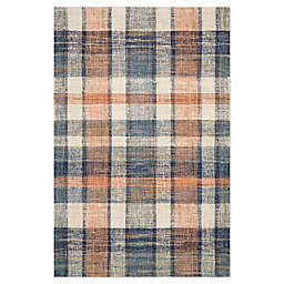 Magnolia Home By Joanna Gaines Crew Rug in Terracotta