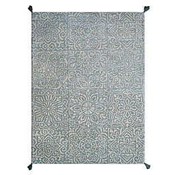 Bee & Willow™ Home Laguna Rug in Aqua