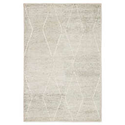Jaipur Living Basilica 7'10 x 10'10 Area Rug in Light Blue/Ivory