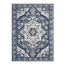 Bee & Willow™ Home Hudson Rug in Navy