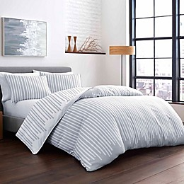 City Scene® Wilkinsin Stripe Duvet Set