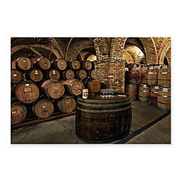 Colossal Images    Wine is Good Napa Canvas Wall Art