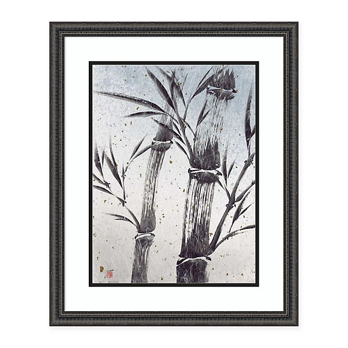 Alternate image 1 for Amanti Art® Katsumi Sugita Abstract 21-Inch x 25.62-Inch Acrylic Framed Print in Grey