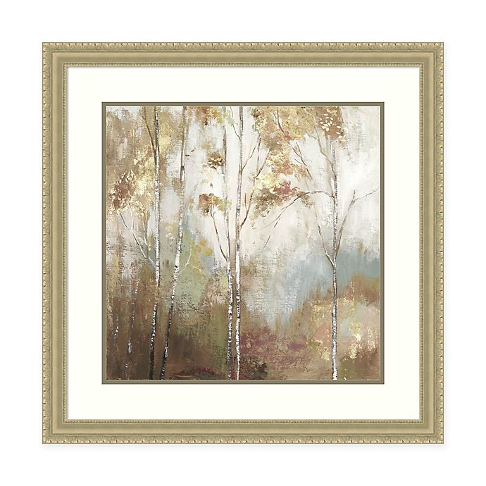 Alternate image 1 for Amanti Art® Allison Pearce Landscape 29-Inch Square Acrylic Framed Print in Neutral