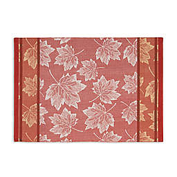 Raleigh Jacquard Placemat in Spice