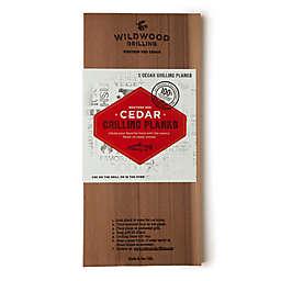 Wildwood Grilling 2-Pack Large Cedar Cooking Planks