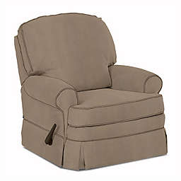 Klaussner® Custom Binford Swivel Gliding Recliner
