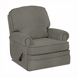 Klaussner® Custom Staley Swivel Gliding Recliner