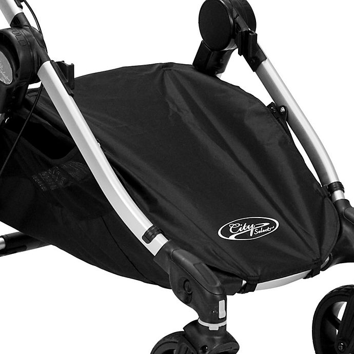 Alternate image 1 for Baby Jogger® City Select® Rain Canopy for Under Seat Basket