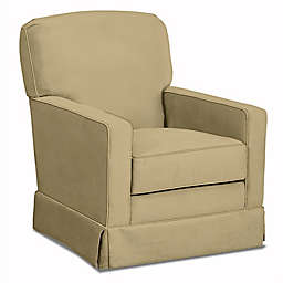 Klaussner® Custom Sussex Swivel Glider