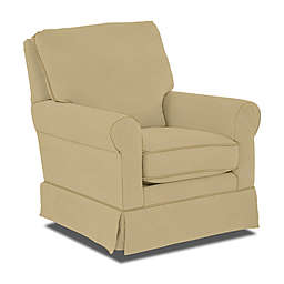 Klaussner® Custom Vista Swivel Glider