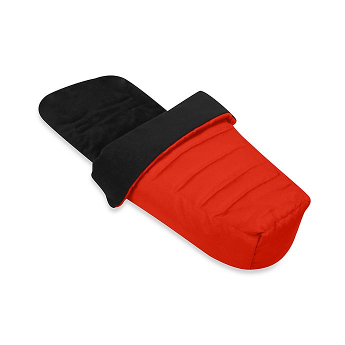 Baby Jogger City Select Foot Muff In Red Bed Bath Beyond