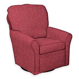 The 1st Chair™ Custom Shelby Swivel Glider