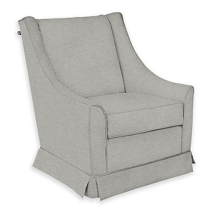 Alternate image 1 for The 1st Chair™ Darcy Swivel Glider