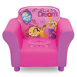 Delta Children Disney® Princess Upholstered Chair in Pink