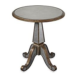 Uttermost Eraman Mirrored Accent Table