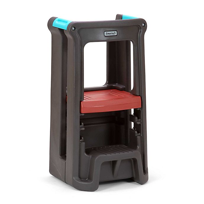 Buy Simplay3 174 Toddler Tower Step Stool In Espresso From