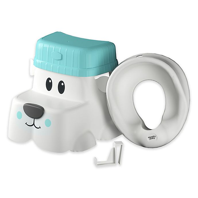 Enjoyable Squatty Potty Potty Pet Childrens Toilet And Stool In Grey Short Links Chair Design For Home Short Linksinfo