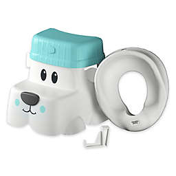 Squatty Potty® Potty Pet Children's Toilet and Stool in Grey