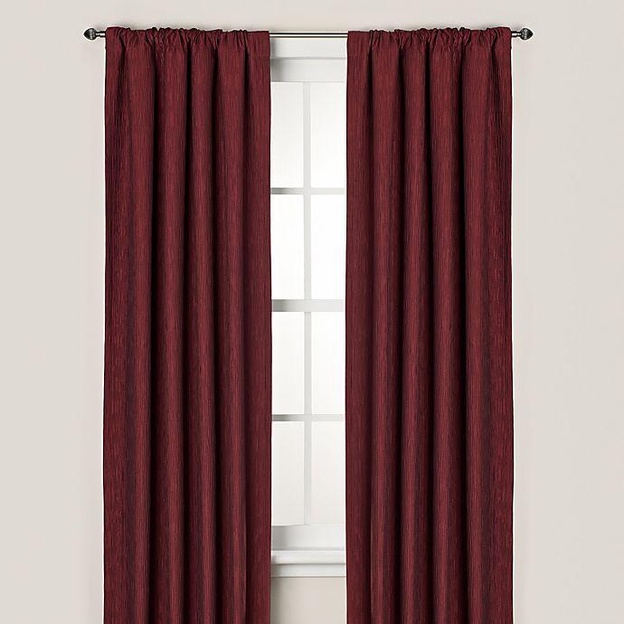 Sonoma Rod Pocket/Back Tab Window Curtain Panels