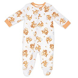 Disney® Tigger Sleep 'n Play Footie in Orange