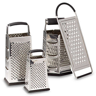 SALT™ Stainless Steel Graters
