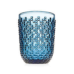 Godinger® Alba Double Old Fashioned Glasses in Blue (Set of 4)