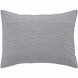 ED Ellen DeGeneres™ Soledad Grey Waves Throw Pillow