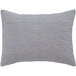 ED Ellen DeGeneres™ Soledad Grey Waves Throw Pillow