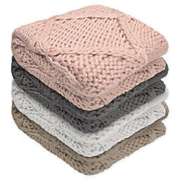 French Connection® Claire Throw Blanket