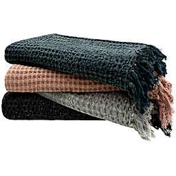 French Connection® Stonewash Throw Blanket