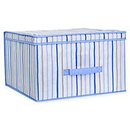 Laura Ashley® Kids Jumbo Collapsible Storage Box in Powder Blue