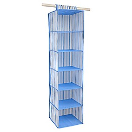 Laura Ashley® Kids 6-Shelf Hanging Organizer