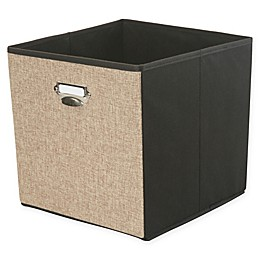 Simplify Linen Collapsible Storage Cube