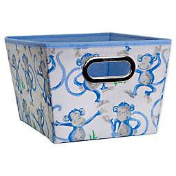 Laura Ashley® Kids Medium Grommet Storage Tote in Blue