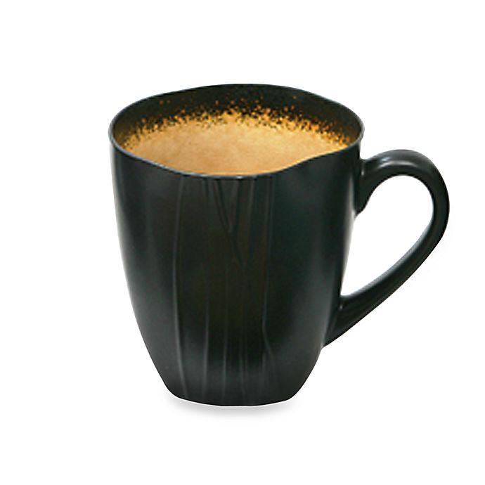 Alternate image 1 for Baum Galaxy Jumbo Latte Mugs in Amber (Set of 6)