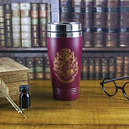 Wizarding World of Harry Potter Hogwarts 17 oz. Travel Mug in Maroon
